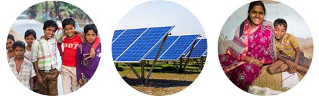 Solar Energy to Protect People and Tigers